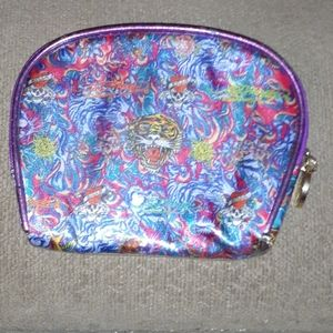 Ed Hardy makeup bag